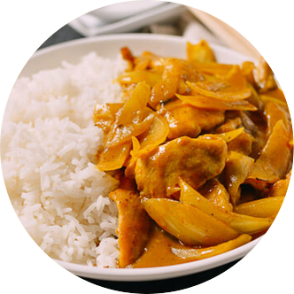 28. Chicken Curry